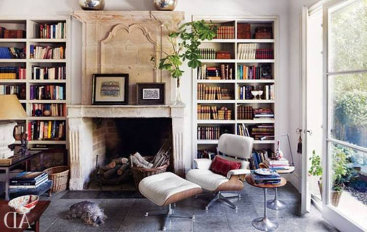 HOME LIBRARY REVIVAL